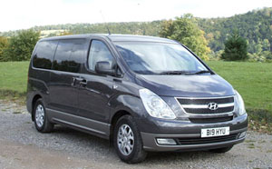 Cheap Minibus Hire in London