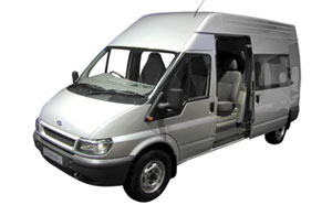 Cheap Minibus Hire London