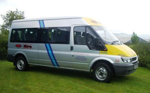Cheap Minibus Hire with Driver