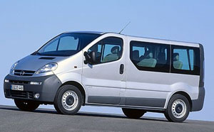 Local Minibus Hire With Driver