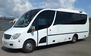 Minibus Hire Great Yarmouth