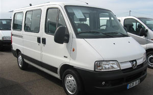 Minibus Hire High Wycombe