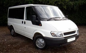 Minibus Hire in East London
