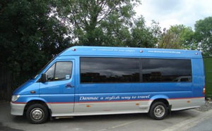 Minibus Hire in Plymouth