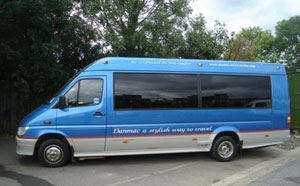 Minibus Hire Middlesbrough