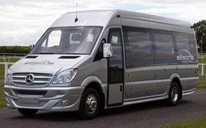Minibus Hire St Helens