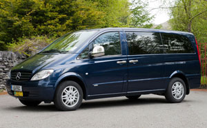 Minibus Hire With Driver Essex