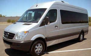 Minibus Hire With Driver Glasgow