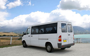 Minibus Hire With Driver in Essex