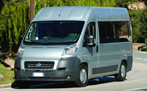 Minibus Hire With Driver Manchester