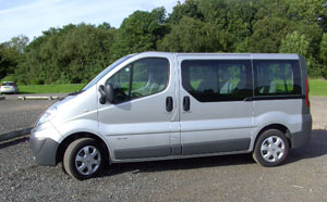 Minibus Insurance For Private Hire