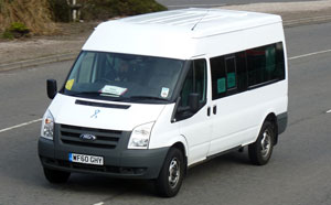 Private Hire Minibus Insurance