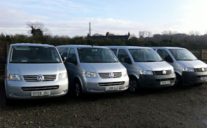 Self Drive Minibus Hire Leicester